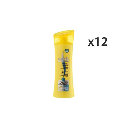 set-12-sunsilk-shamorbidi-luminosi-giallo-250-ml-champu
