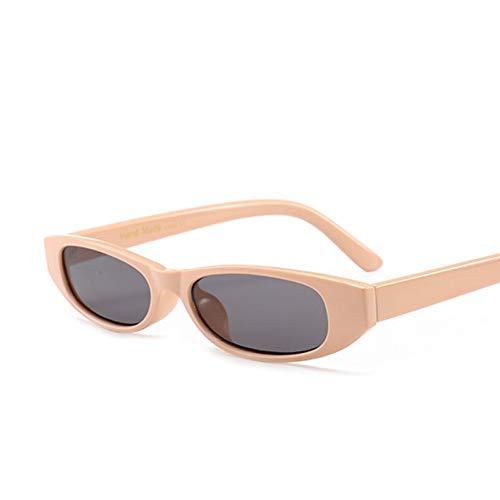 Taiyangcheng Hochwertige quadratische Sonnenbrille Frauen Aviator weibliche Damen Sonnenbrille Frauen,C10