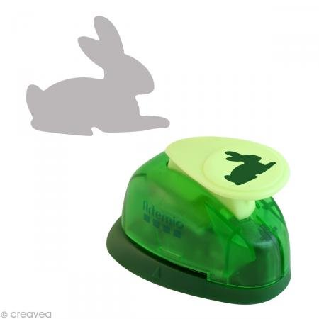 artemio-16-cm-small-rabbit-number-1-lever-punch-green