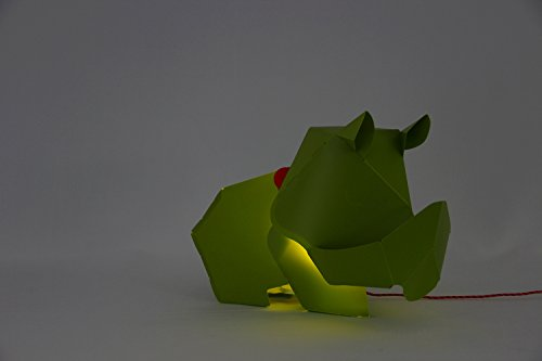 Lil Nika 05688–Amo, rinoceronte Luz nocturna