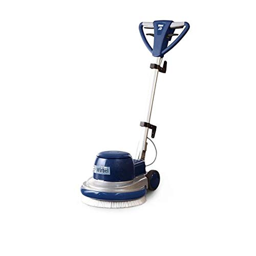Wirbel monospazzola c143 l 16 ergoline - 1000w pulizia professionale