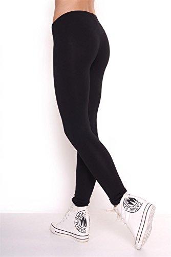 AE - Legging - Femme Noir