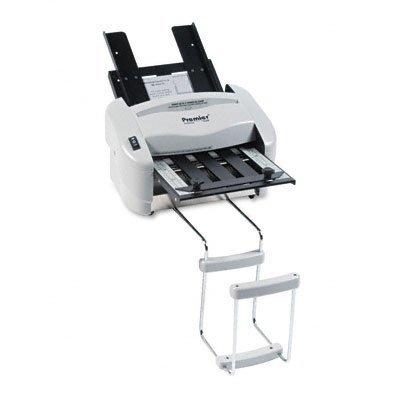 Premier-pro-modell (Premier Martin Yale P7200 Modell P7200 Rapidfold Light-Duty-Desktop-Autofolder 4 000 Bogen pro Stunde)