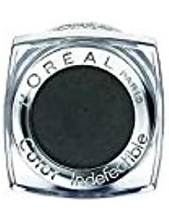 L'Oréal Paris - Fard à Paupières Longue Tenue La Couleur Infaillible 30 Noir Mat