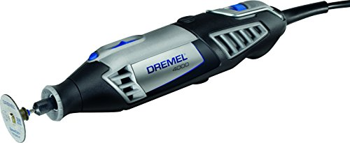 Dremel 4000-4/65 EZ 175-Watt Multi-Tool Set (69 Pieces)