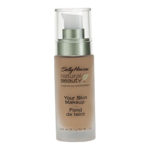 Sally Hansen Natural Beauty Your Skin Makeup, Inspired By Carmindy, Mocha #1000-45