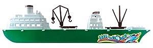GIPLAM - Lote de 40 x 10 x 13 cm, diseño de Barco de la Marca Save The World (Talla única)