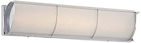 Minka Lavery 423-77-L LED Bath Lighting, Chrome Finish by Minka Lavery