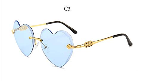 Rosa Vintage Tee (KONGYUER Sonnenbrillen, Brillen,RoterTeeRosa Luxus Vintage Frau Sonnenbrille Klassische Quadratische Sonnenbrille Weibliche Sonnenbrille ShadesUv400)