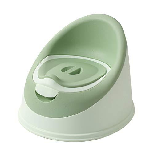 QJKai Baby Töpfchen Toilettensitz Trainingsstuhl Tragbar Abnehmbare Kleinkinder Töpfchen Toilettentopf Einfach Sauber Reisen Toilettensitze Für Mädchen Und Jungen Kinder Töpfchen Stuhl (Color : A)