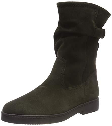 12b4ff4a6f3ba Gabor Shoes Fashion, Bottes Hautes Femme, Vert (Bottle 11), 41 EU