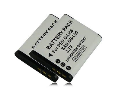 2x-batteria-db-l80-per-sanyo-xacti-vpc-cg10-cg11-x1200-cs1-gh1-gh3-pd1-x1200-x1220-x1420-d-li88-per-