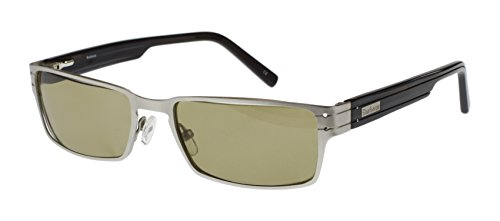 Sonnenbrille Barbour Silber Matt, Gläser Selbsttönend Polarisierung Drivewear