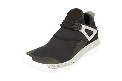 Nike Flyclave Pelle Bianco 446282 172 Weiß