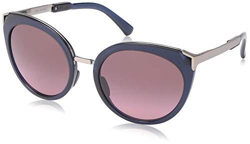 Ray-Ban Damen 0OO9434 Sonnenbrille, Mehrfarbig (Midnight), 56
