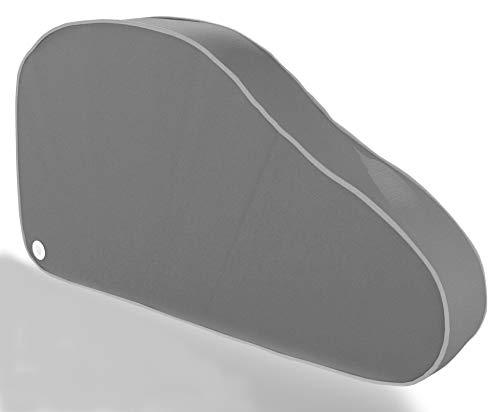 Contifix universale Deichselabdeckung für Anhänger und Wohnwagen Zubehör - Deichselhaube Deichselschutz große Ausführung - Anhängerkupplung Abdeckung für Kastenschloss