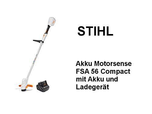 Akku Motorsense STIHL FSA 56 Set mit Akku + Ladegerät