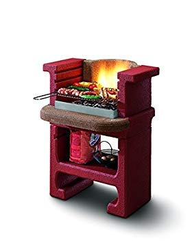 PALAZZETTI Barbecue BAJKAL Centimetri 77X72X96 803003050