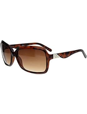 Guess Damas Gafas de sol Tortuga GUF223-TO-34