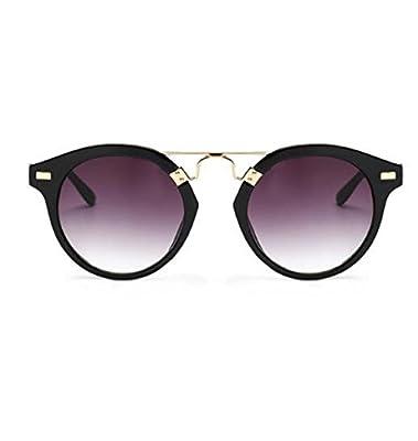 MYLL Europa Und Die Vereinigten Staaten Hot Retro Damen Sonnenbrille High-End-Mode-wilde Brille