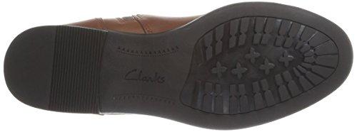 Clarks - Mint Jam GTX, Stivali classici da donna Marrone (Dark Tan Lea)