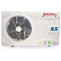 Bomba de calor piscina pro 8.5 kw - poolex jetline 85 JetLine85