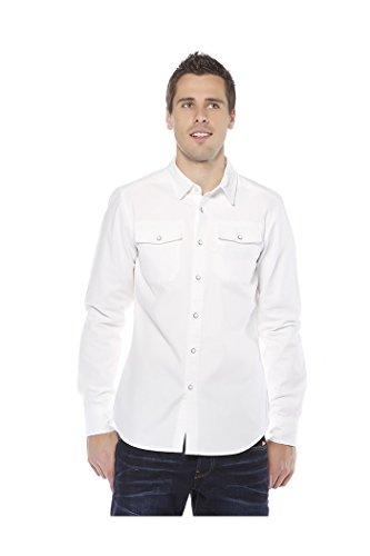 G-Star -  Camicia Casual  - Uomo Bianco