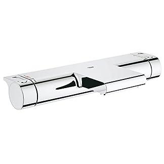 Grohe 34484001 34484001-Grohtherm 2000-Grifo termostático para bañera, 5.1 cm