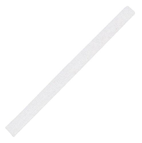 Faber-Castell 128401B - Künstlerkreide Pitt Monochrome medium, 12er Set, weiß