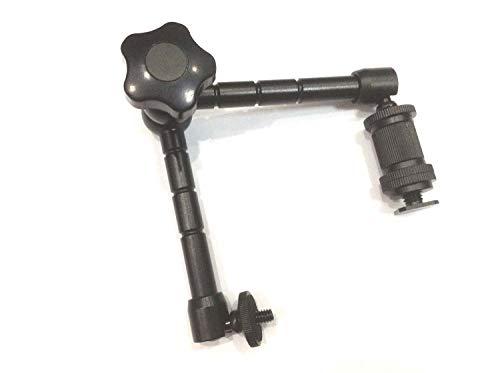 1 x Verstellbarer Winkel 27,9 cm Magischer Arm seltsame Hand für DV-Monitor LCD-Bildschirm Fotografie Lampe Halterung Universal Stativ Unterstützung 1/4 Schraube - Mobile Arm-unterstützung