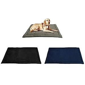 Class-Z Pet Mat Chien, Antidérapant pour Chien De Chenil Portable pour Lit pour Animal Domestique, Four Seasons Universel Compressible Tapis De Sol pour Animaux