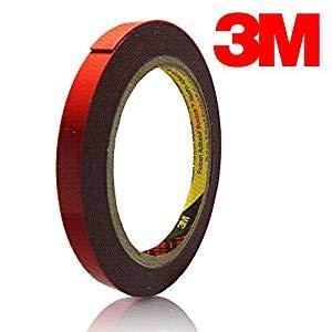 3M CSR-ZB143 Doppelseitiges Klebeband, 10 mm