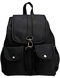 Redlicchi Casual Purse Fashion School Leather Backpack Shoulder Bag Mini Backpack for Women & Girls