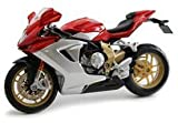 1:12 Scale Mv Agusta F3 Serie Oro 2012 Diecast Motorcycle Model by Maisto