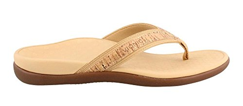 Vionic Womens Islander II Synthetic Sandals Marrone