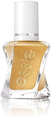 essie Gel Couture Longwear Nail Polish, Star Studded, 13.5 ml