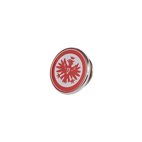 Unbekannt Eintracht Frankfurt Pin, Button, Anstecker Logo - Plus Gratis Lesezeichen I Love Frankfurt