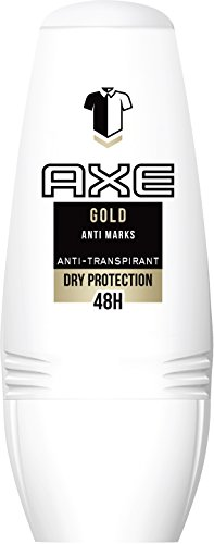 AXE Deo Roll-On Gold Anti-Transpirant, 3er Pack (3 x 50 ml) - Axe Deodorant Stick