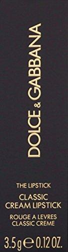 Dolce & Gabbana Classic Cream Rossetto, 3,5 g, 255 Shocking
