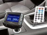 Auvisio transmetteur FM kit mains- libres bluetooth.