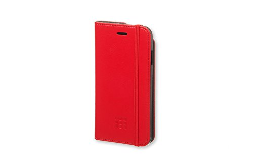 Moleskine For Iphone 6 6S Scarlet Red -