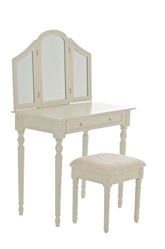 CLP-Tocador-romntico-LEXI-II-con-espejo-y-taburete-tapizado-de-estilo-colonial-blanco