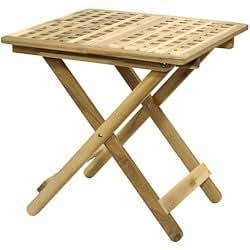 ikea beistelltisch skoghall klappbarer tisch f r den nass oder au enbereich. Black Bedroom Furniture Sets. Home Design Ideas