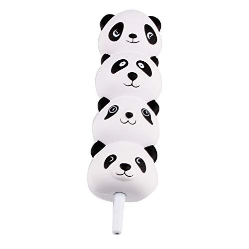 Spielraum! 2019 Squishies Panda Bleistiftgriff Cartoon Katze Langsam Steigender Bleistift Topper Obst Duft Entlastung Spielzeug Mit Kugelschreiber (Clearance Spielzeug Unter $5)