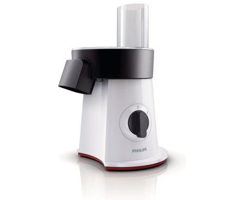Philips HR1387/80 Viva Collection Salad Maker Tritatutto multifunzione, 200 W