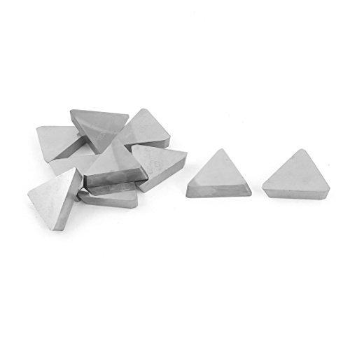 Banggood 10Pcs Milling Turning Lathe Tool Carbide Insert Tip Ys25 Tpcn2204Edr