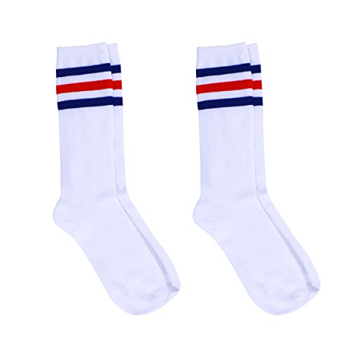 Long Knee High Tube Socks