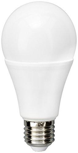 MÜLLER-LICHT 400221 A++, LED Lampe Birnenform ersetzt 100 W, Plastik, 12 W, E27, weiß, 13.4 x 6.5 x 6.5 cm (Led-licht-lampe 100 Watt)