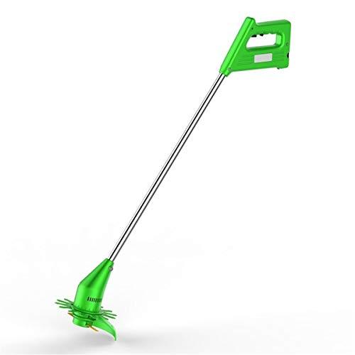 ExcLent Tragbare Schnurlose Gras Trimmer Li-Ionen-Batterie Handheld Cutter Rasenmäher Garten Werkzeug