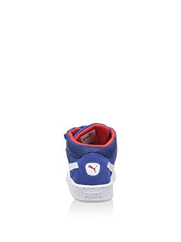 Puma , Chaussons de gymnastique pour fille Bleu - Royal
